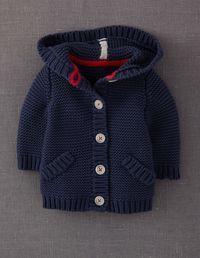 New knitting baby cardigan pattern boys Ideas Baby Knitting Patterns, Baby Boy Knitting, Knitting For Kids, Crochet For Kids, Baby Patterns, Crochet Baby, Crochet Patterns, Baby Knits, Knitted Baby