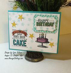 Stampin Up Big Day Sale-a-Bration Averys Owlery using Sale-A-Bration stamp set, Big Day.