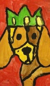 Deep Space Sparkle – Art Lessons for Kindergarten