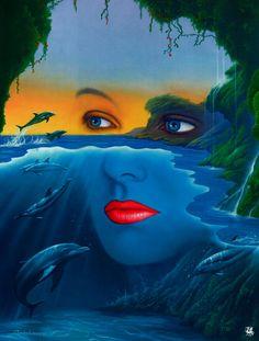 My Favorite Jim Warren Painting jimwarren.com