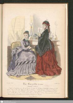 416 - No 30. - La Gazette rose - Seite - Digitale Sammlungen - Digitale Sammlungen