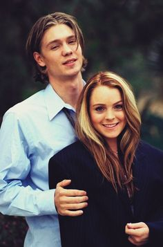 Chad Michael Murray and Lindsey Lohan in Freaky Friday