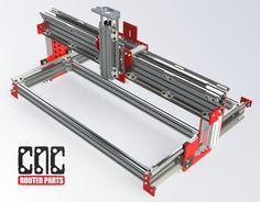 PRO4824 4' x 2' CNC Router Kit