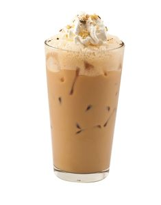 Create this delicious Iced Toffee Nut Latte in minutes using Monin Gourmet Syrup. Add a splash of Monin to coffee, cocktails, teas, lemonades and more. Best Iced Coffee, Iced Coffee Drinks, Starbucks Recipes, Coffee Recipes, Starbucks Drinks, Nut Recipes, Gourmet Recipes, Drink Recipes, Smoothie Recipes