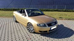 Audi A4 Cabriolet 2.4 LPG GAS