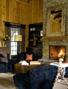 living room at blackberry farm  http://www.blackberryfarm.com/accommodations/houses/joepyecottage#