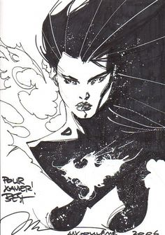Dark Phoenix by Jim Lee