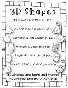 #Geometry Shape Books and Pattern Block Art and #3DShapes activities. #PatternBlocks                                                                                                                                                                                 More