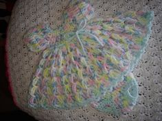multi color baby dress with panties