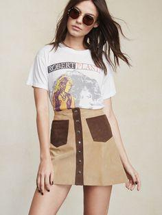 Reformation x Jeanne Damas Tucson Skirt