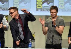 Jeremy Renner Photos - Marvel Studios Panel - Comic-Con International 2014