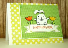 card by SPARKS DT Jessica Davis PS stamp sets: Spring Fling, A Magical Spring, Streamers PS dies: Streamers