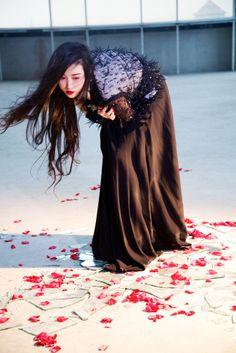 Zhang Xin Yuan for Cosmo magazine  (2013)