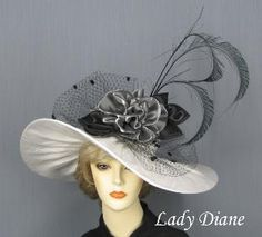 Decorative Hats - Kentucky Derby Hats