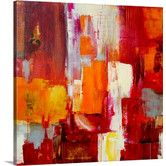 Found it at AllModern - Queen of Arts by Erin Ashley Painting Print on Wrapped Canvas