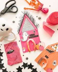 Popsicle Sticks, Cute Halloween, Popsicles, Fisher, Scrap, Snoopy, Projects, Check, Crafts
