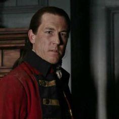 "Black Jack Randall (Tobias Menzies) in Episode 106 ""The Garrison Commander"" from Outlander on Starz   via http://kissthemgoodbye.net/tvshows/thumbnails.php?album=733"