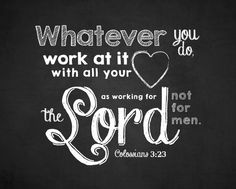 Scripture Art Canvas Chalkboard Feel