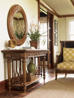 Island Estate Nassau Sideboard Console Table by Tommy Bahama Home at Baer's Furniture West Indies Decor, West Indies Style, Lexington Furniture, British Colonial Decor, Tropical Home Decor, Tropical Style, Lexington Home, Indochine, Florida Home