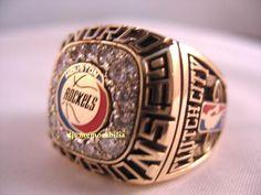 '93 Houston Rockets Championship Ring!