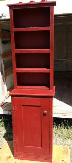 This Mini Hutch Cabinet Would Be Perfect For Storage U0026 Display In Any Room  Of The