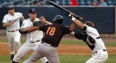 Former Long Island Duck called no-show in bat attack suit