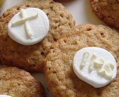 Easy First Communion Cookies #Catholic #FirstCommunion