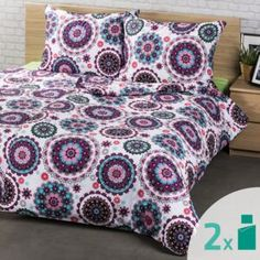 2 sady povlečení Daliah, 140 x 200 cm, 70 x 90 cm Comforters, Blanket, Bed, Home, Creature Comforts, Quilts, Stream Bed, Ad Home, Blankets