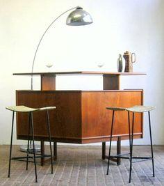 eBay watch: 1960s midcentury-style teak bar