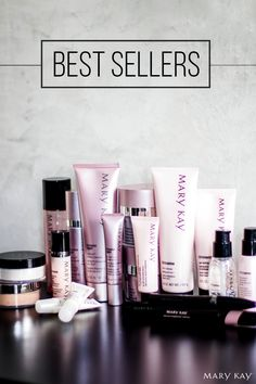 New to Mary Kay makeup? Our best selling beauty products are the best way to get to know us. Try the Ultimate Mascara and TimeWise Repair skin care set! | Mary Kay