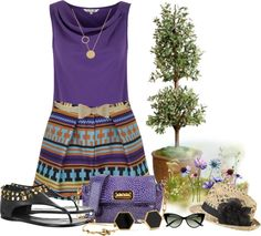 """Aztec Printed Shorts"" by skpg on Polyvore"