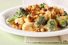 Cheesy Chicken & Broccoli Bake Recipe - Kraft Recipes