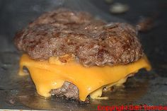 How To Make A Homemade 5 Guys Burger - Almost ready.