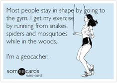 The ways we stay in shape