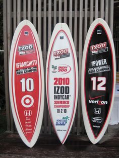 Surfs up by IZOD IndyCar Series