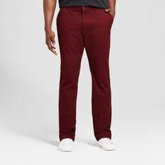 Men's Big & Tall Slim Fit Hennepin Chino Pants - Goodfellow & Co