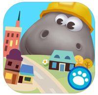 Dr. Panda's Hoopa City, a Smart App's Top Pick, ($2.99) #DrPandaCity #SmartAppsForKidsReview #CreativePlay #BuildingFun #CreatingATown #Interactive