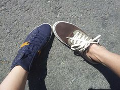 Our new sneakers