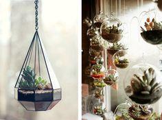 La Fabrique à Déco: Jardins d'intérieurs : des idées vertes et ...