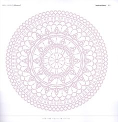 537 best Crochet-small circle images on Pinterest