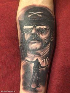 Norman Reedus Motorhead Tattoos