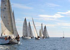 38 Interclubs - Dia 3 075 by Club Nautic d'Arenys de Mar, via Flickr  Ninuriata VIII #NinuriataVIII