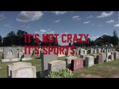 """ESPN """"Team Spirit"""" campaign developed at Wieden + Kennedy, New York"""