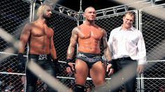 Raw 9/8/14: Roman Reigns vs Randy Orton