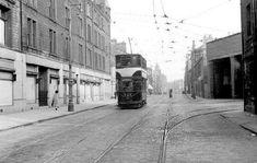 Portobello Tram Edinburgh Tramway Depot