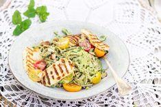 Przepis na klopsiki-szybki obiad-blog kulinarny-codojedzenia.pl Halloumi, Pesto, Spaghetti, Bob, Bob Cuts, Noodle, Bob Sleigh, Bobs