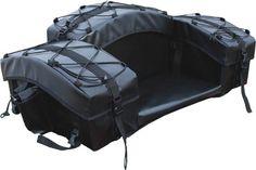 Atv Tek Arch Series Padded Cargo Bag Black 36X18X12 Aspbblk
