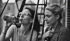 **Noah Baumbach 'Frances Ha' with Greta Gerwig