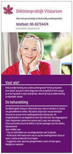 Bekijk hier mijn Flyers DL van Vistaprint! Ontwerp je eigen Flyers DL bij http://www.vistaprint.nl.  Bestel in kleur gedrukte visitekaartjes, spandoeken, kerstkaarten, briefpapier, adresstickers...