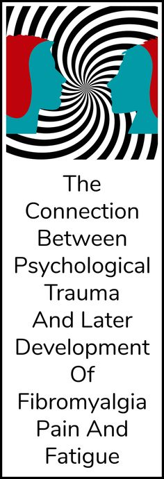 The connection between PTSD and fibromyalgia.